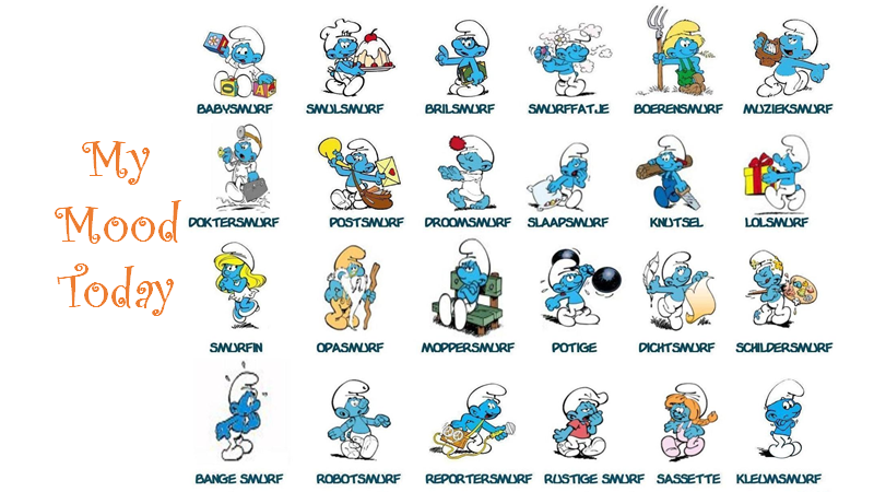 The power of check-in rituals: example of the Smurfs