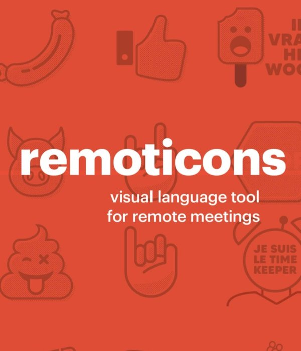 remoticons take away cover