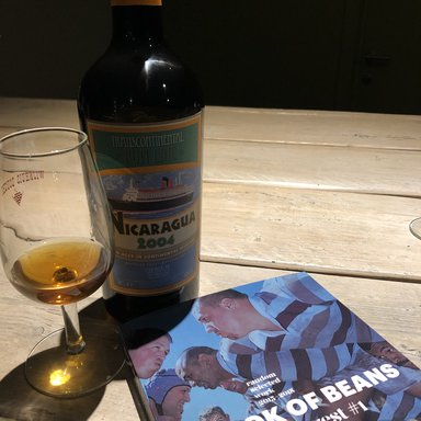 work - rhum and book of beans.jpeg